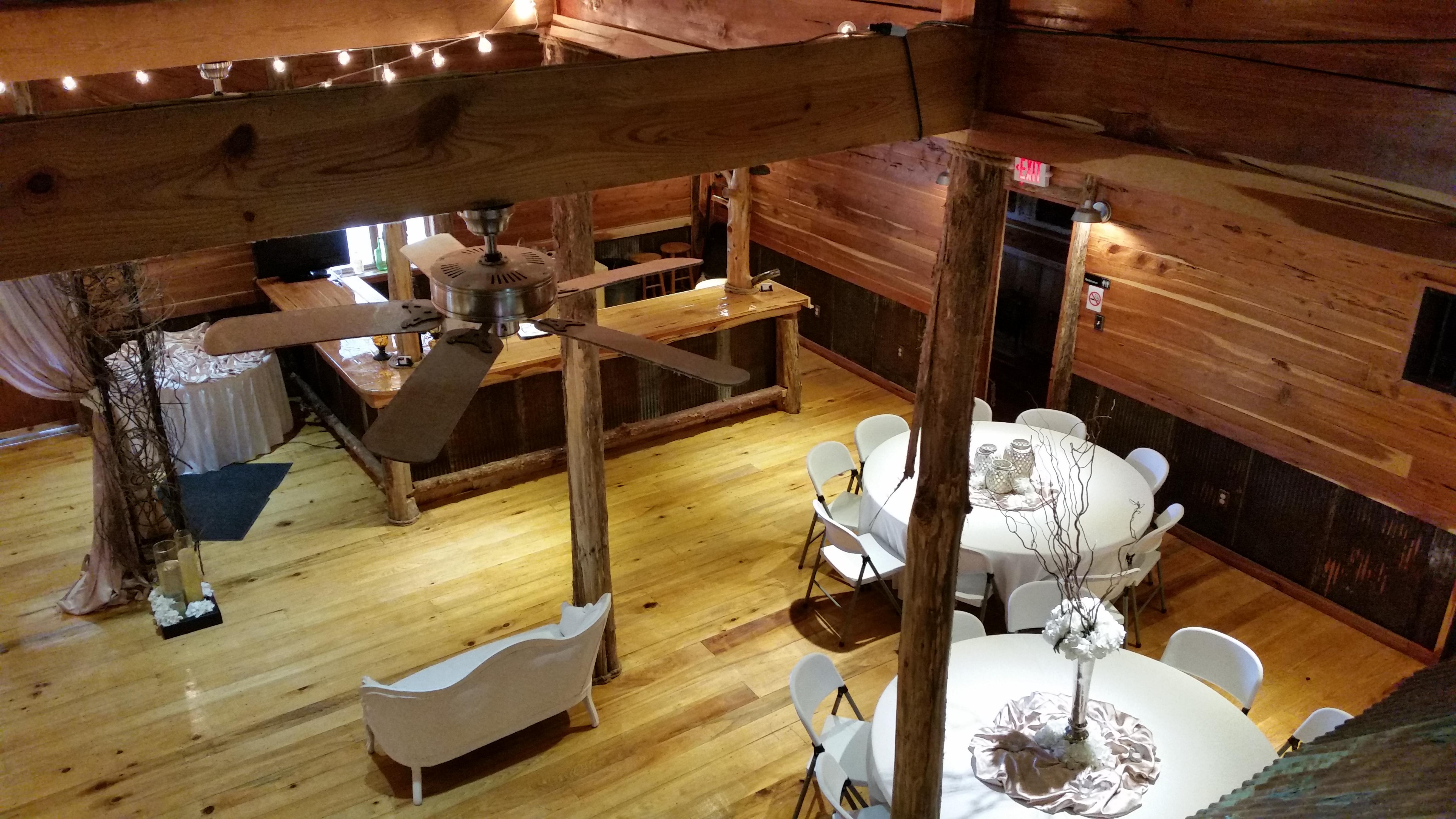 Cedar Post Barn